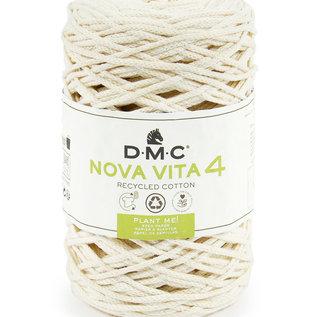 DMC Nova Vita 4 001 Ecru