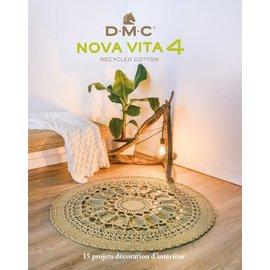 DMC Nova Vita 4 patronenboek Decoratieve projecten
