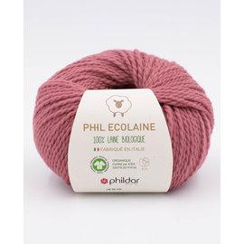 Phildar Phil Ecolaine Lie de Vin