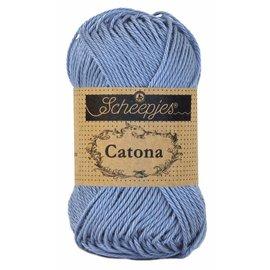 Scheepjes Catona 50 - 247 - Bluebird