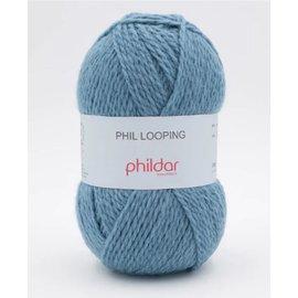 Phildar Phil Looping Blue Jean