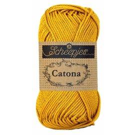 Scheepjes Catona 50 - 249 - Saffron