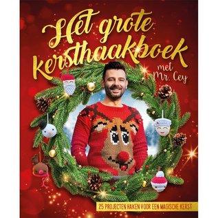 Het grote Kersthaakboek met Mr Cey