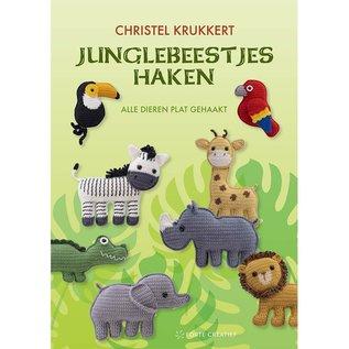 Haakboek Junglebeestjes haken