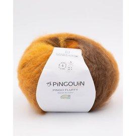 Pengouin Pingo Fluffy Rouille
