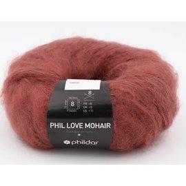 Phildar Phil Love Mohair Grenat