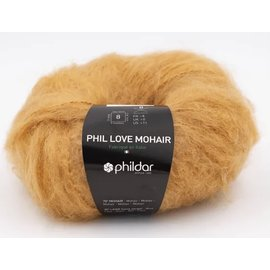 Phildar Phil Love Mohair Miel