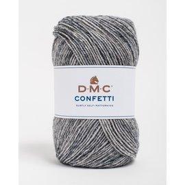 DMC Confetti 557 Grijs