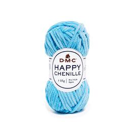 DMC Happy Chenille 17 Felblauw