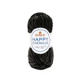 DMC Happy Chenille 22 Zwart