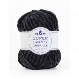 DMC Super Happy Chenille 152 Zwart
