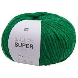 Rico Super Aran 13 Green
