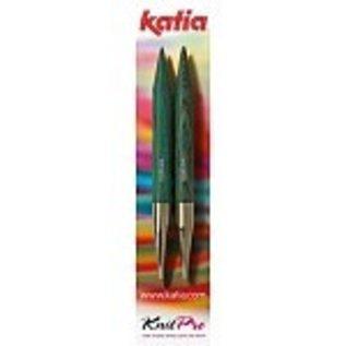 Knitpro Knitpro wisselbare houten breipunten voor de rondbreinaald