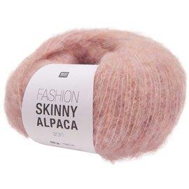 Rico Skinny Alpaca Aran 2 Pink