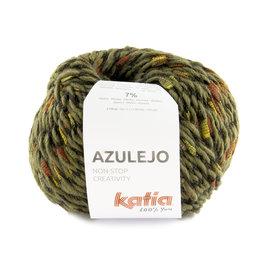 Katia Azulejo 404 Kaki-Geel-Oranje