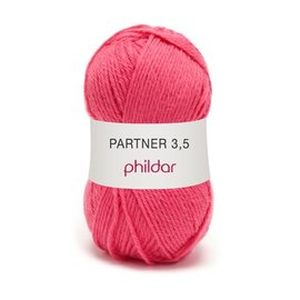 Phildar Partner 3,5 Wol 0018 Grenadine