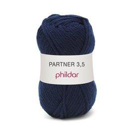 Phildar Partner 3,5 Wol 0056 Marine