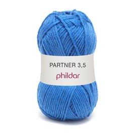 Phildar Partner 3,5 Wol 0025 Bleuet