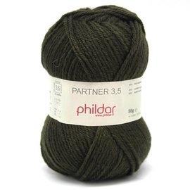 Phildar Partner 3,5 Wol 0211 Sapin