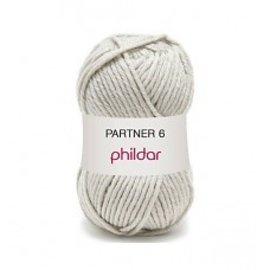 Phildar Partner 6 Brume