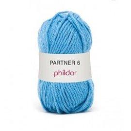 Phildar Partner 6 Porcelaine