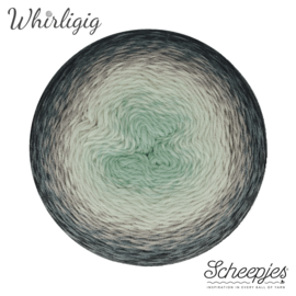 Scheepjes Whirligig 202 Grey to Blue