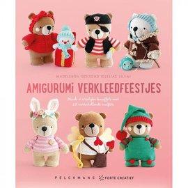 Haakboek Amigurumi Verkleedfeestjes