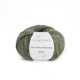 Katia Cotton Merino 122 Groen
