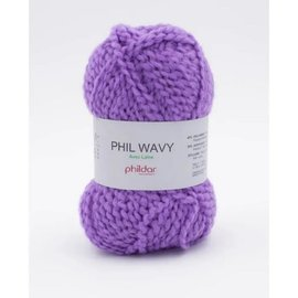 Phildar Phil Wavy Jacinthe