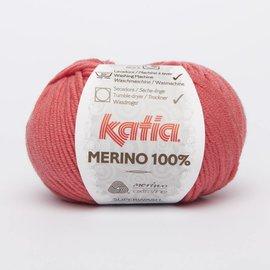 Katia Merino 100% 64 Zachtkoraal