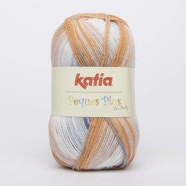 Katia Peques Plus 61 Blauw/Oranje/Grijs