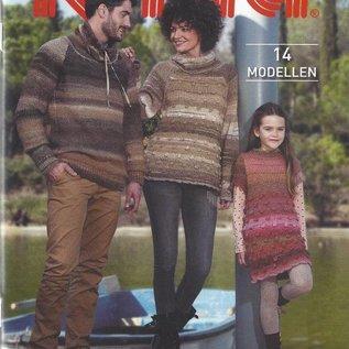 Katia Breiboek Katia Azteca Fine Familie Herfst en Winter