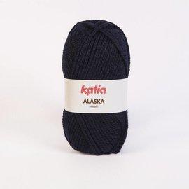 Katia Alaska 5 100% Acrylwol Donkerblauw