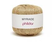 Phildar Myriade metallicdraad