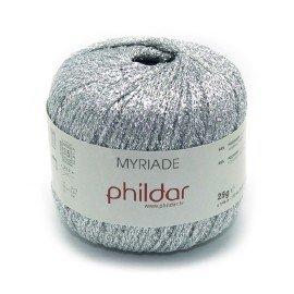 Phildar Myriade 105 - Argent