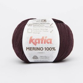 Katia Merino 100%  69 Paars