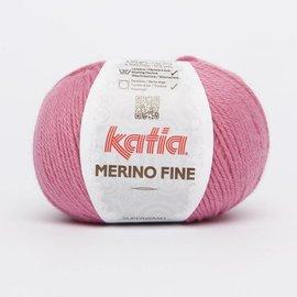 Katia Merino Fine Wol 12 - Roze
