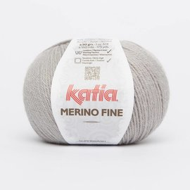 Katia Merino Fine 21 Lichtgrijs