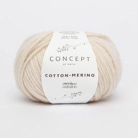 Katia Cotton Merino 101 Lichtbeige