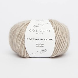 Katia Cotton Merino 104 Beige