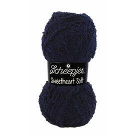 Scheepjes Sweetheart Soft 10 Donkerblauw