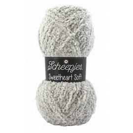 Scheepjes Sweetheart Soft 2 Lichtgrijs