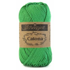 Scheepjes Catona 50 515 Emerald
