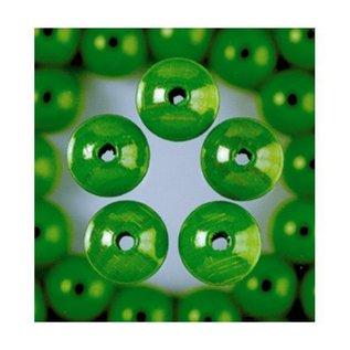 Houten Kralen - Groen