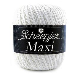 Scheepjes Maxi 009 - Wit