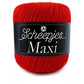 Scheepjes Maxi 722 - Rood