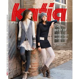 Katia Magazine Katia The Best of Merino Aran R 6