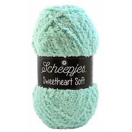 Scheepjes Sweetheart Soft 17 Turquoise