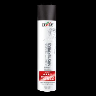 Modeling hairspray