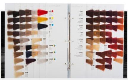 Haarverf kleuren